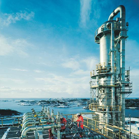 Endüstriyel Gazlar