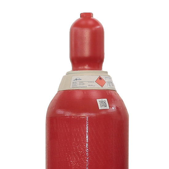 91KL / Yüksek Saflıkta Hidrojen 8.88 m3 -  Tüp ( 50 litre)