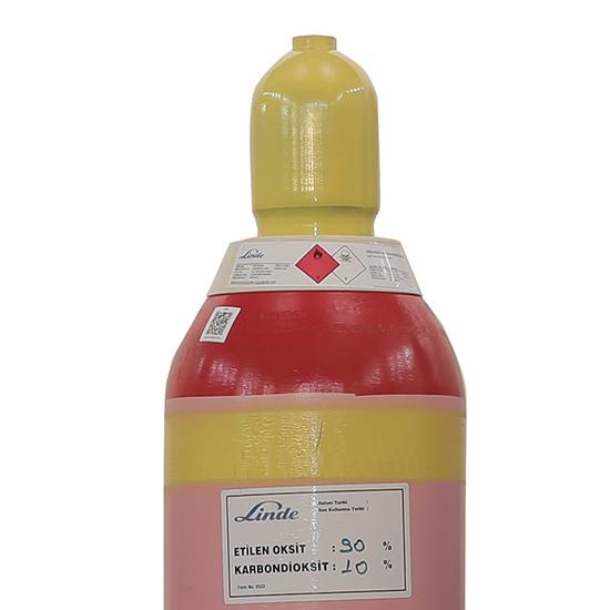 %90 ETO - %10 karbondioksit, 30 kg - Tüp ( 50 Litre)