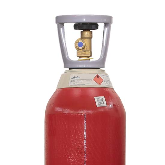 91V / Yüksek Saflıkya Hidrojen 1.78m3 - Tüp ( 10 litre)