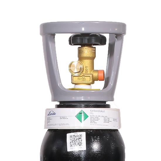 Saf Karbondioksit 7 kg - Tüp (10 Litre)