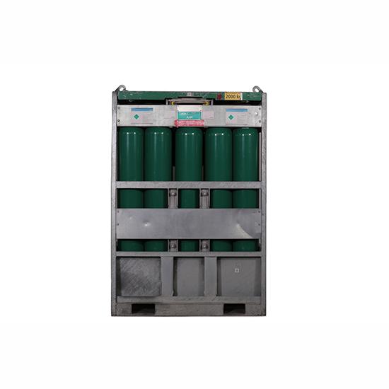 Saf Azot 198 m3 - Manifold (300 Bar)
