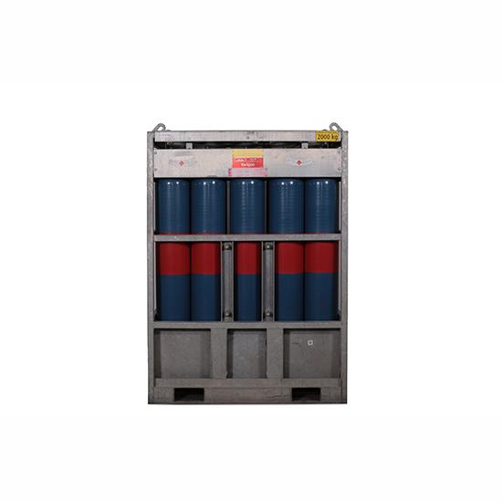 Varigon H1 - 148.20 m3 - Manifold (15 Tüp)