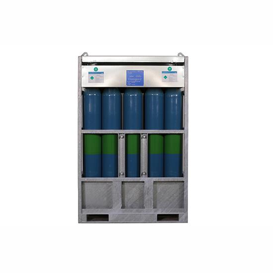 Cronigon 2 183.50 m3 - Manifold (15 Tüp)