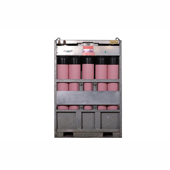 Biogon NC 70 - 59.70 m3 - Manifold (15 Tüp)